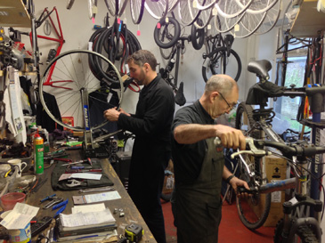 Stalybridge Bike Workshop - Cytech Qualified